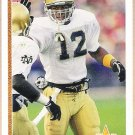 RICKY WATTERS 1991 Upper Deck Star ROOKIE Football Card #9 SAN FRANCISCO 49ERS Free Shipping 9