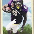 CHRIS JOHNSON 2009 Upper Deck Goodwin Champions ROOKIE Football Card #125 TENNESSEE TITANS Free Ship
