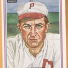 GROVER CLEVELAND ALEXANDER 1983 Donruss Hall of Fame Heroes Baseball Card #23 CLEVELAND INDIANS HOF