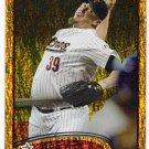BRETT MYERS 2012 Topps Gold Sparkle INSERT Card #169 HOUSTON ASTROS Baseball FREE SHIPPING 169