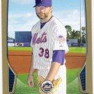 SHAUN MARCUM 2013 Bowman GOLD Parallel INSERT Card #146 NEW YORK METS Baseball FREE SHIPPPING 146