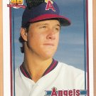 JIM ABBOTT 2003 Topps All Time Fan Favorites Card #62 LOS ANGELES ANAHEIM ANGELS Baseball FREE SHIP