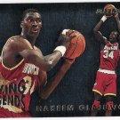 HAKEEM OLAJUWON Lot of 12 NBA Basketball Cards INSERTS Finest HOUSTON ROCKETS Ultra FREE SHIPPING