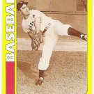 SAL MAGLIE 1990 Swell Baseball Greats Card #59 SAN FRANCISCO GIANTS Baseball FREE SHIPPING Oddball