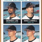 FLORIDA MARLINS 2003 Fleer Tradition Team Leaders SHORT PRINT Card #12 Baseball FREE SHIPPING 12