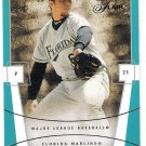 JOSH BECKETT 2004 FLAIR Card #36 FLORIDA MARLINS Baseball FREE SHIPPING Fleer Miami 36