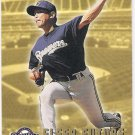 TAKAHITO NOMURA 2002 Fleer GOLD Back ROOKIE Card #493 MILWAUKEE BREWERS Baseball FREE SHIPPING RC