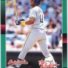 GARY SHEFFIELD 2002 Donruss Originals What If Rookies INSERT Card 21 MILWAUKEE BREWERS Free Shipping