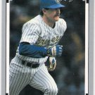 ROBIN YOUNT 1991 Leaf Card #116 MILWAUKEE BREWERS Baseball FREE SHIPPING Donruss 116