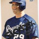 MIKE SWEENEY 2004 Skybox Autographics Card #22 KANSAS CITY ROYALS Baseball FREE SHIPPING 22