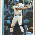 CESAR GERONIMO 1982 Topps Card #693 KANSAS CITY ROYALS Baseball FREE SHIPPING 693