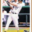 TODD HELTON 2002 Donruss Originals Card #158 COLORADO ROCKIES Baseball FREE SHIPPING 1984 Design 158