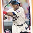 DANNY SANTANA 2014 Topps Update Series ROOKIE Card #US-184 MINNESOTA TWINS Baseball FREE SHIPPING