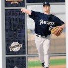 BEN HOWARD 2002 Upper Deck Ballpark Idols ROOKIE Card 229 SAN DIEGO PADRES Baseball FREE SHIPPING #d