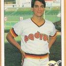 DAVE DRAVECKY 1984 Fleer Card #298 SAN DIEGO PADRES Baseball FREE SHIPPING 298