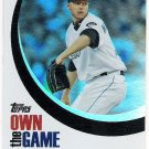 ROY HALLADAY 2007 Topps Own The Game INSERT Card #OTG25 TORONTO BLUE JAYS Baseball FREE SHIPPING 25