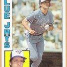 GARTH IORG 1984 Topps Card #39 TORONTO BLUE JAYS Baseball FREE SHIPPING 39