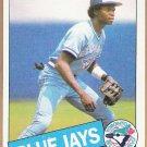 TONY FERNANDEZ 1985 Topps ROOKIE Card #48 TORONTO BLUE JAYS Baseball FREE SHIPPING 48