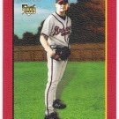 CHUCK JAMES 2006 Topps Turkey RED BORDER Rookie Card #597 ATLANTA BRAVES Baseball FREE SHIPPING RC