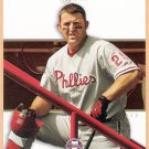 JIM THOME 2005 Fleer Flair Card #2 PHILADELPHIA PHILLIES Baseball FREE SHIPPING 2