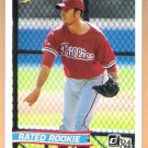 ERIC JUNGE 2002 Donruss Originals RATED ROOKIE Card 118 PHILADELPHIA PHILLIES Baseball FREE SHIPPING