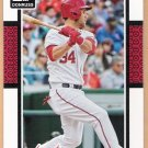 BRYCE HARPER 2014 Panini Donruss Card #355 WASHINGTON NATIONALS Baseball FREE SHIPPING 355