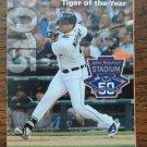 DETROIT TIGERS 2015 Spring Training Pocket Schedule FREE SHIPPING Baseball VICTOR MARTINEZ Lakeland