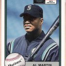 AL MARTIN 2001 Fleer Platinum Card NUMBERED 154/201 Parallel #107 FREE SHIPPING Seattle Mariners