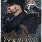 BRIAN MCCANN 2013 Panini Prizm Fearless INSERT Card #F15 ATLANTA BRAVES Free Shipping Baseball