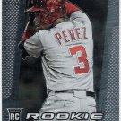 EURY PEREZ 2013 Panini Prizm ROOKIE Card #286 WASHINGTON NATIONALS Baseball FREE SHIPPING 286
