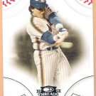 GARY CARTER 2008 Donruss Threads Baseball Card #32 New York Mets FREE SHIPPING