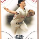 DENNIS ECKERSLEY 2008 Donruss Threads Baseball Card #46 St Louis Cardinals FREE SHIPPING