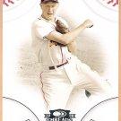 RED SCHOENDIENST 2008 Donruss Threads Baseball Card #47 St Louis Cardinals FREE SHIPPING