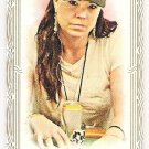 ANNIE DUKE 2012 Topps Allen & Ginter MINI Insert GOLD Card #87 POKER PLAYER FREE SHIPPING 87