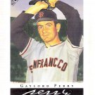 GAYLORD PERRY 2003 Topps Gallery HOF VARIATION Card #46 San Francisco Giants FREE SHIPPING 46B