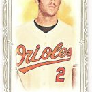 JJ HARDY 2012 Topps Allen & Ginter MINI Insert GOLD Card #194 BALTIMORE ORIOLES FREE SHIPPING 194
