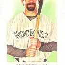 TODD HELTON 2009 Topps Allen & Ginter MINI Parallel Insert Card #245 Colorado Rockies FREE SHIPPING