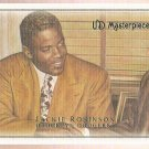 JACKIE ROBINSON 2007 UD Masterpieces Card #24 Brooklyn Dodgers FREE SHIPPING