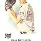 GREG REYNOLDS 2008 Topps Allen & Ginter MINI ROOKIE Card #139 Colorado Rockies FREE SHIPPING
