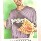 JEFF SUPPAN 2009 Topps Allen & Ginter MINI Parallel Insert Card #135 Milwaukee Brewers FREE SHIPPING