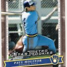 PAUL MOLITOR 2005 Upper Deck Classics Star Retro Rookies SHORT PRINT # 123 Milwaukee Brewers
