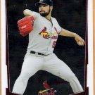 JAIME GARCIA 2012 Bowman CHROME Card #89 ST LOUIS CARDINALS Baseball FREE SHIPPING 89