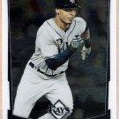 DESMOND JENNINGS 2012 Bowman CHROME Card #114 TAMPA BAY RAYS Baseball FREE SHIPPING 114