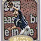 RYAN BRAUN 2012 Topps Gypsy Queen SHORT PRINT Variation Card #80 MILWAUKEE BREWERS Free Shipping 80B