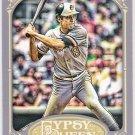 CAL RIPKEN JR 2012 Topps Gypsy Queen Card #253 BALTIMORE ORIOLES Baseball FREE SHIPPING