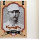 SAM THOMPSON 2012 Panini Cooperstown Card #129 PHILADELPHIA PHILLIES Baseball FREE SHIPPING HOF 129