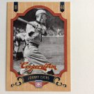 JOHNNY EVERS 2012 Panini Cooperstown Card #34 CHICAGO CUBS Baseball FREE SHIPPING HOF 34