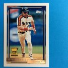 JEFF BAGWELL 1992 Topps GOLD Insert ROOKIE Card #520 HOUSTON ASTROS Baseball FREE SHIPPING 520