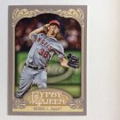 JERED WEAVER 2012 Topps Gypsy Queen Card #271 LOS ANGELES ANAHEIM ANGELS Baseball FREE SHIPPING