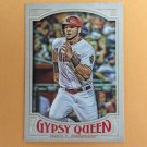 DAVID PERALTA 2016 Topps Gypsy Queen Card #49 ARIZONA DIAMONDBACKS Baseball FREE SHIPPING